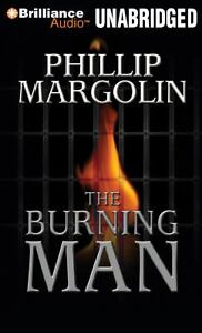 The Burning Man by Phillip Margolin (201...