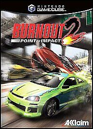 Burnout 2: Point of Impact  (Nintendo Ga...