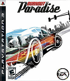 Burnout Paradise  (Sony Playstation 3, 2...