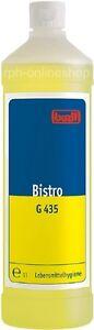 Buzil-G-435-Bistro-1l-Grill-Reiniger-starker-Fett-Loeser-Eiweissloeser-Rk-gelistet