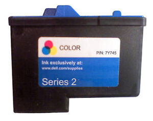 C898T (7Y745) Tri-Color/Color Ink Cartri...