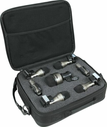 CAD PRO-7 7-Piece Drum Microphone Pack in Musical Instruments & Gear, Pro Audio Equipment, Microphones | eBay
