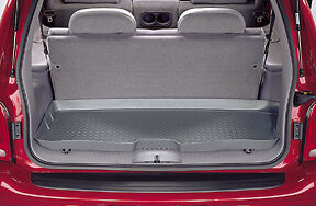 For Nissan Xterra Cargo Trunk Liner Mats 26281 Black Or