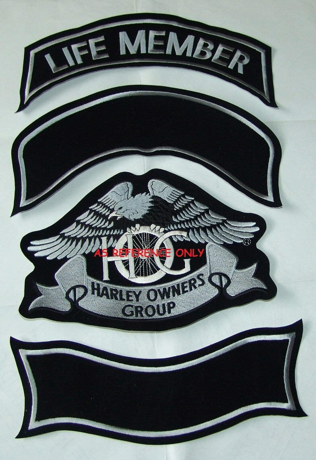 Outlaw Biker Patches Meanings