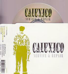 CALEXICO-Service-Repair-Maxi-CD-single-von-2000-CD-3-track