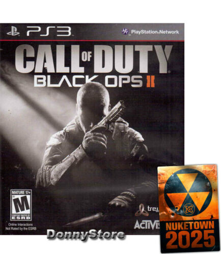 CALL OF DUTY BLACK OPS 2 II COD9 COD 9 PS3 GAME BRAND NEW REGION FREE - US in Video Games & Consoles, Other Video Games & Consoles | eBay