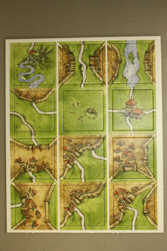 CARCASSONNE: TILES Board Game (Rio Grande) NEW in Toys & Hobbies, Games, Board & Traditional Games | eBay