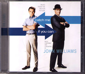 CATCH-ME-IF-YOU-CAN-John-Williams-OST-Soundtrack-CD-Steven-Spielberg-DiCaprio