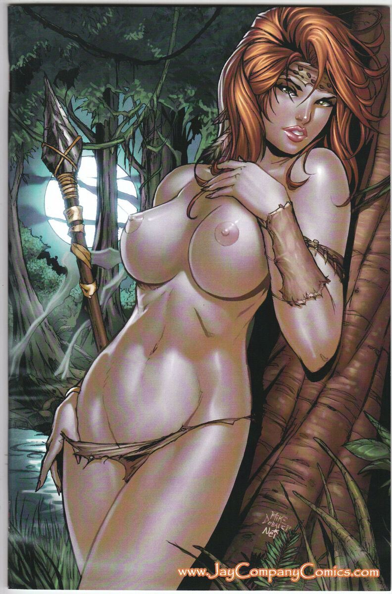 Cavewoman Cover Gallery 2 Jay Co Mike Debalfo 100 Grimm Fairy Tales