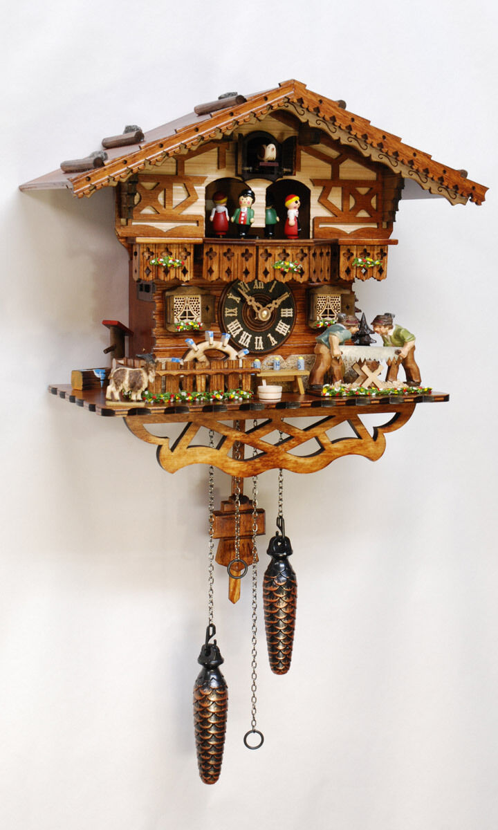 Share How to make a cuckoo clock