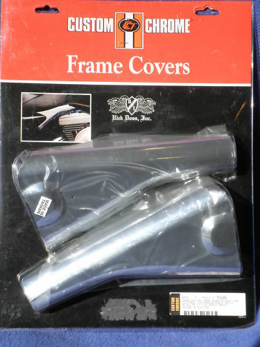 Harley Davidson Touring Road King Electra Glide Ultra Seat Rail Covers