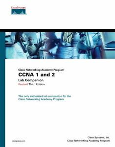 CCNA 1 and 2 Lab Companion by Cisco Pres...