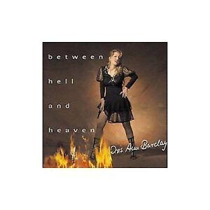 CD Between Hell and Heaven - Iris Ann Barclay - Benz, Deutschland - CD Between Hell and Heaven - Iris Ann Barclay - Benz, Deutschland