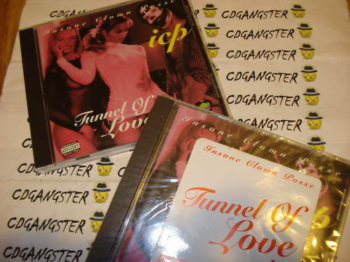 Tunnel of love cd XXX cover - YouTube