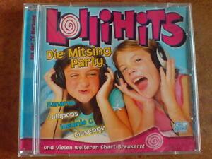CD-LolliHits-Die-Mitsing-Party-Banaroo-CH-PS-Nena-Hot-Banditoz-u-a
