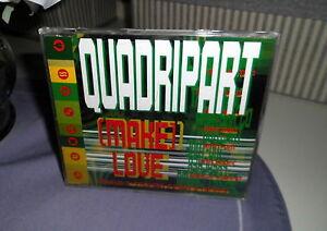 CD: Quadripart - (Make) Love / Maxi CD - <span itemprop='availableAtOrFrom'>Weinstadt, Deutschland</span> - CD: Quadripart - (Make) Love / Maxi CD - Weinstadt, Deutschland