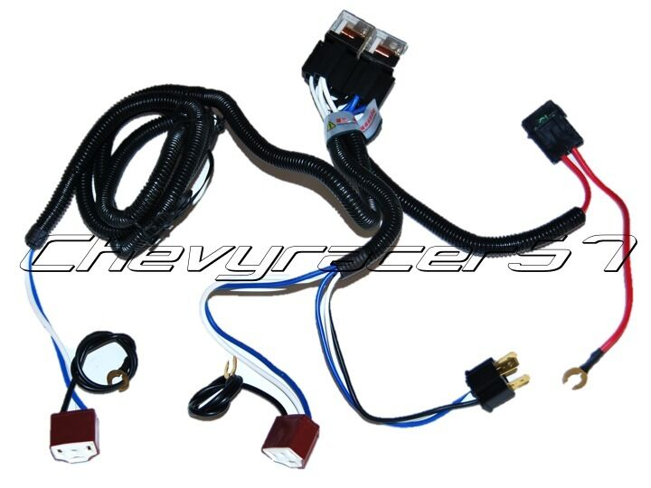1981 Dodge D150 Wiring Diagram also Ceramic H4 Headlight Relay Wiring Harness furthermore 1999 Jeep Cherokee Fuse Location as well 1997 Chevy Truck Tail Light Wiring Diagram moreover Mustang Headlight Switch Wiring Diagram. on sport headlight conversion question 166152