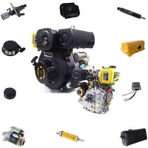 CF186FE Yanmar L100 TypeElectric Start Diesel engine