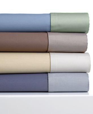 CHARTER CLUB 600 Thread Count Versatile Reversible QUEEN Sheet Set Driftwood in Home & Garden, Bedding, Sheets & Pillowcases | eBay