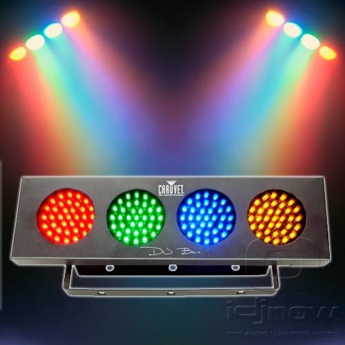 CHAUVET DJ LIGHTING EQUIPMENT DJ BANK LED CHASE STAGE WASH LIGHT in Musical Instruments & Gear, Stage Lighting & Effects, Stage Lighting: Single Units | eBay