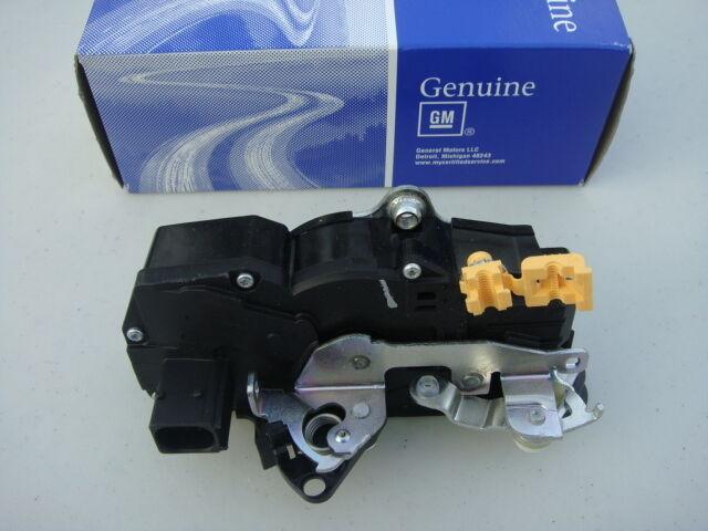 Chevrolet Chevy Equinox 2005 2009 Rear Left Door Latch Power Lock Actuator New