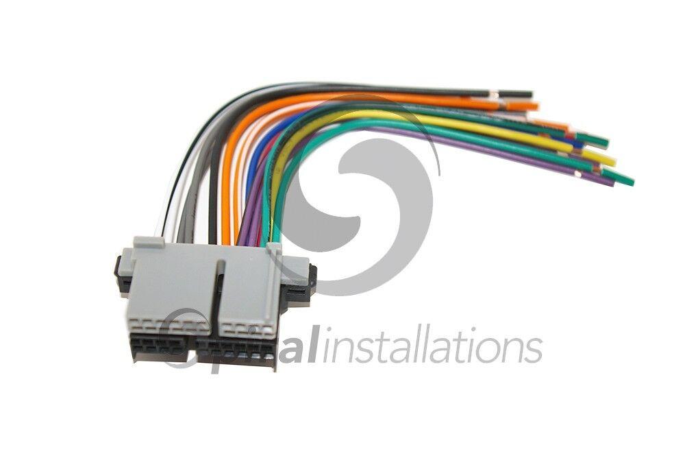 1990s gm radio wiring harness gm radio wiring harness adapter sony #8