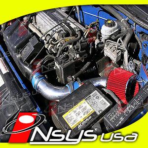 chevy cavalier ls z24 pontiac sunfire 2 2 2 2l dohc ecotec air intake 2002 2005 ebay