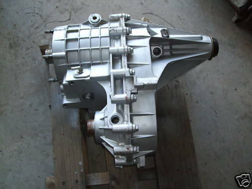CHEVY GMC NP246 TRANSFER CASE  REMANUFACTURED UNIT