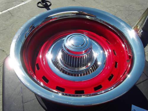 Chevy GMC Rally Wheel Sombrero Center Cap Adapter Kit