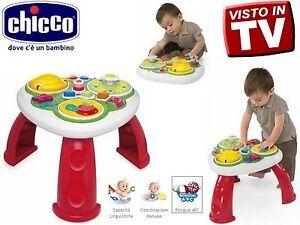 Chicco gioco tavolo giardino delle parole nuova versione - Tavolo giardino delle parole chicco ...