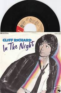 CLIFF-RICHARD-In-The-Night-45-GER-PIC