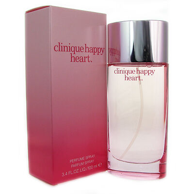 CLINIQUE HAPPY HEART 3.4 oz ( 100 ml ) EDP SPRAY Women NEW IN BOX SEALED in Health & Beauty, Fragrances, Women | eBay
