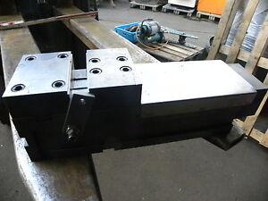 CNC 125 mm Präzisions-Schraubstock Maschineschraubstock 2 - <span itemprop=availableAtOrFrom>Mömbris, Deutschland</span> - CNC 125 mm Präzisions-Schraubstock Maschineschraubstock 2 - Mömbris, Deutschland