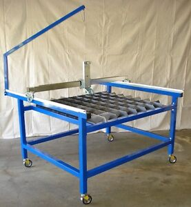 Cnc Plasma Table Plans To Build Your Own 4x4 Cnc Plasma