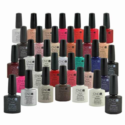 CND Shellac UV Gel Polish 0.25oz in Health & Beauty, Nail Care & Polish, Acrylic Nails & Tips | eBay