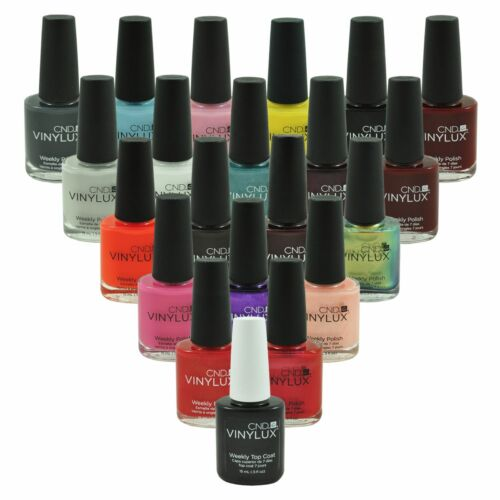 CND Vinylux Nail Polish Lacquer 0.5floz Part I in Health & Beauty, Nail Care & Polish, Acrylic Nails & Tips | eBay