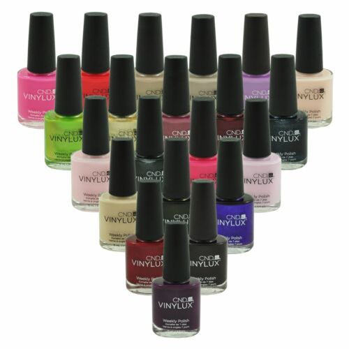 CND Vinylux Nail Polish Lacquer 0.5floz Part II in Health & Beauty, Nail Care & Polish, Acrylic Nails & Tips | eBay