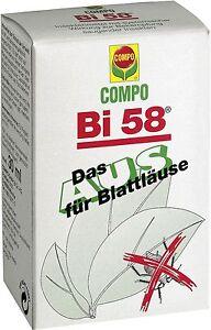 Compo bi 58 30ml bi 58 gegen blattl use thripse zikaden for Gelbtafeln gegen zikaden