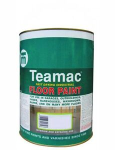 Coo Var Floor Paint Ltr