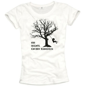 COOLE LUSTIGE T SHIRTS FRAUEN MOTIV FUN SHIRT WITZGES TOP