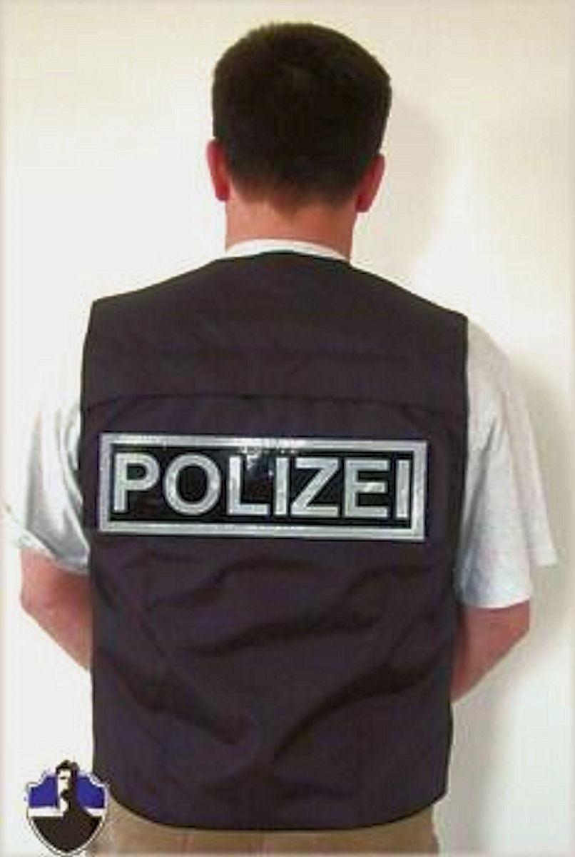 cop polizei