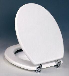 Copriwater sedile tavoletta tazza bagno wc universale in for Tazza bagno