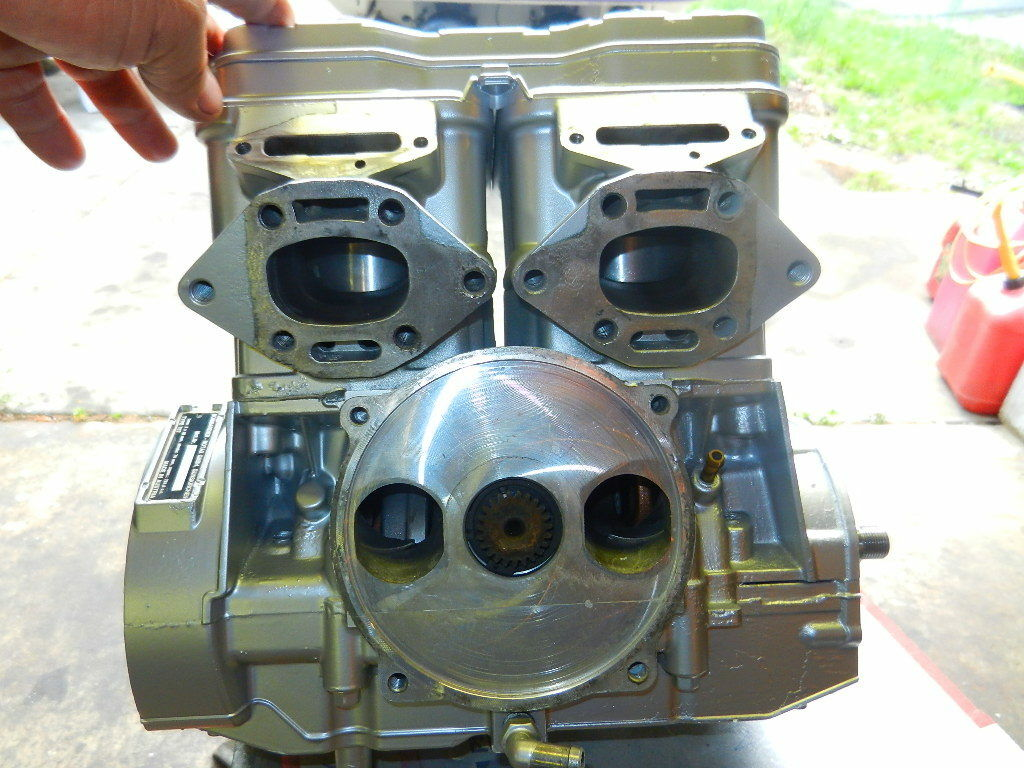 Warrior Core Engine Xp: Core Required SeaDoo 787 800 XP GTX SPx Carb Motor Engine