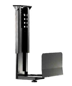 cpu halterung cpu halter f r schreibtisch computer pc halter ebay. Black Bedroom Furniture Sets. Home Design Ideas