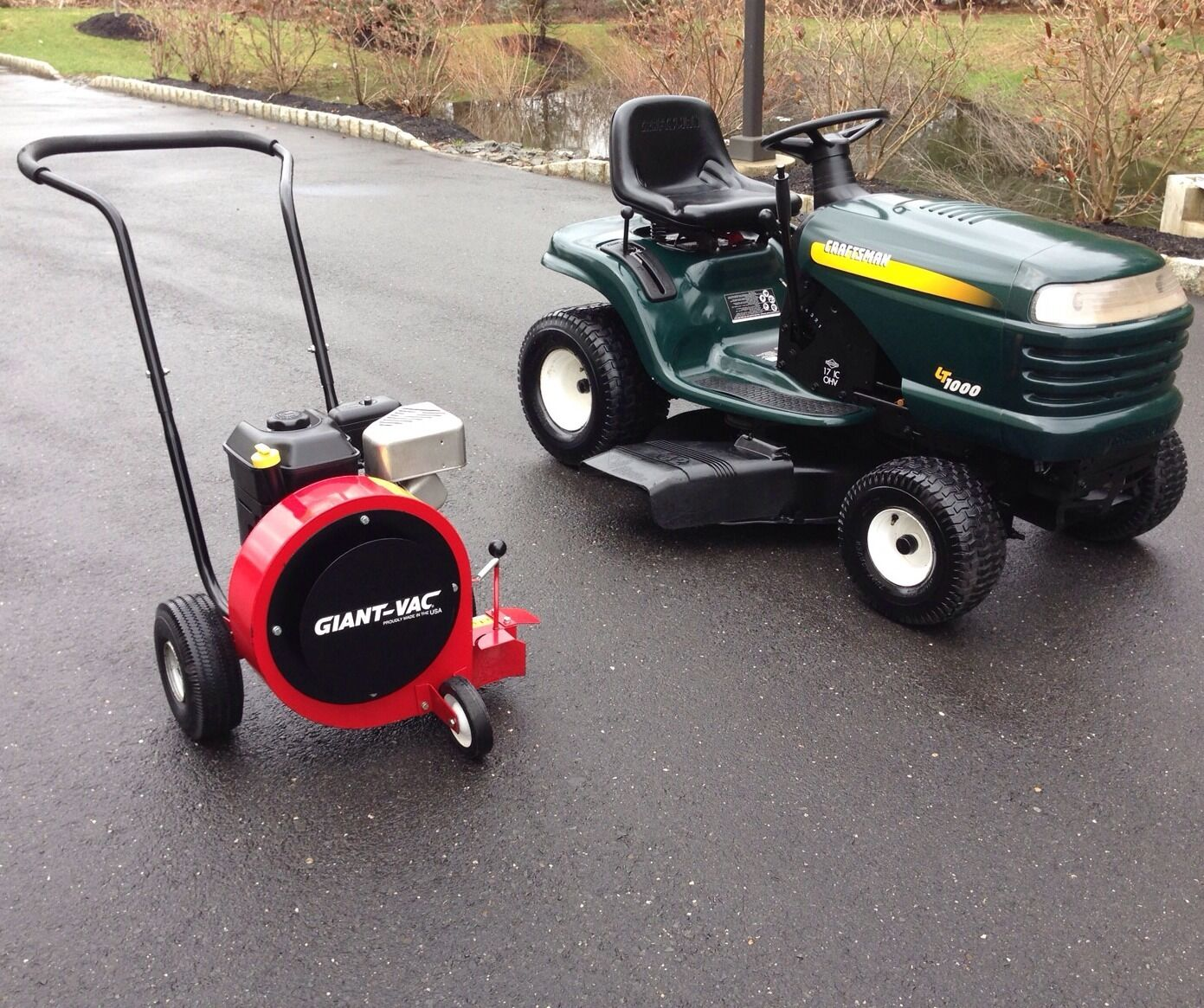 Craftsman Lt1000 For Sale 4 Listings Tractorhouse Com >> Craftsman Lt1000 Riding Mower Body Bar