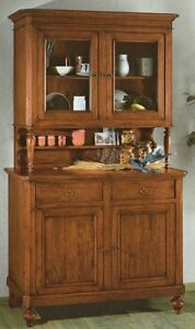 Credenza credenze vetrina vetrine cucine cucina classiche arte povera classica ebay - Vetrina per cucina ...