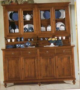 Credenza credenze vetrina vetrine cucine cucina classiche for Credenze per cucina