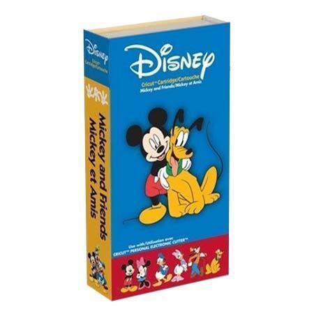 CRICUT DISNEY MICKEY MOUSE AND FRIENDS SCRAPBOOK SHAPES CARTRIDGE *BRAND NEW* in Crafts, Scrapbooking & Paper Crafts, Scrapbooking Tools | eBay