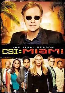 CSI: Miami: Season 10 (DVD, 2012, 5-Disc Set) in DVDs & Movies, DVDs & Blu-ray Discs | eBay