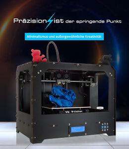 CTC-3D-Drucker-Dual-Extruder-MK8-Factory-Direct-Niedrigster-Preis-ABS-PLA